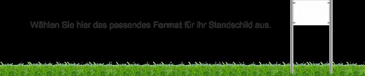 mit Alu-Verbundplatte 3mm weiß ab 251,- EUR
