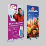 Roll-Up Stand-Display in 2 Varianten